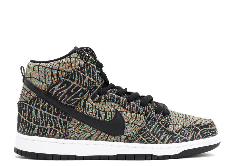 "Nike SB Dunk High ""Psychadelic"""