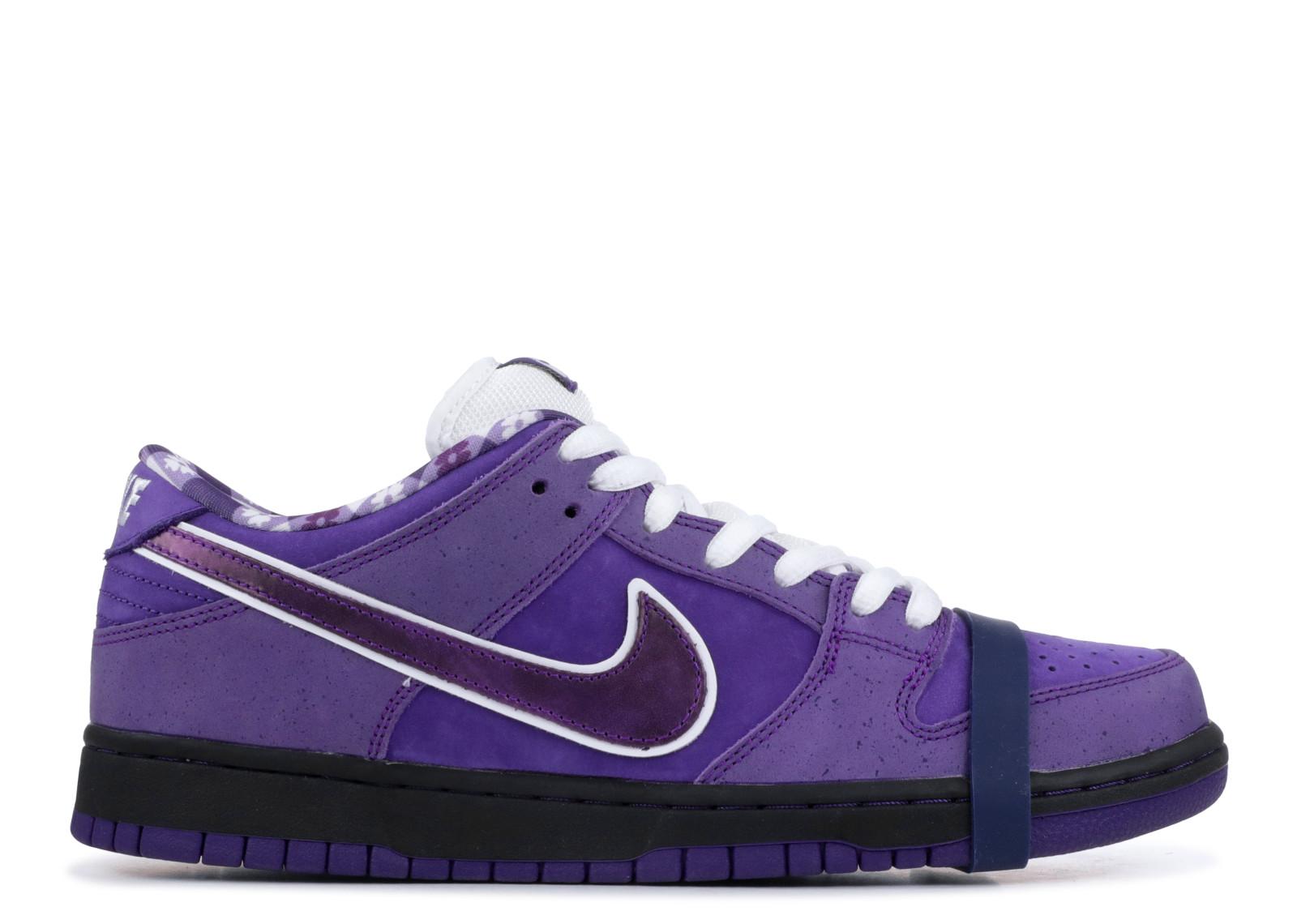 """CNCPTS x Nike SB Dunk Low """"Purple Lobster"""""""