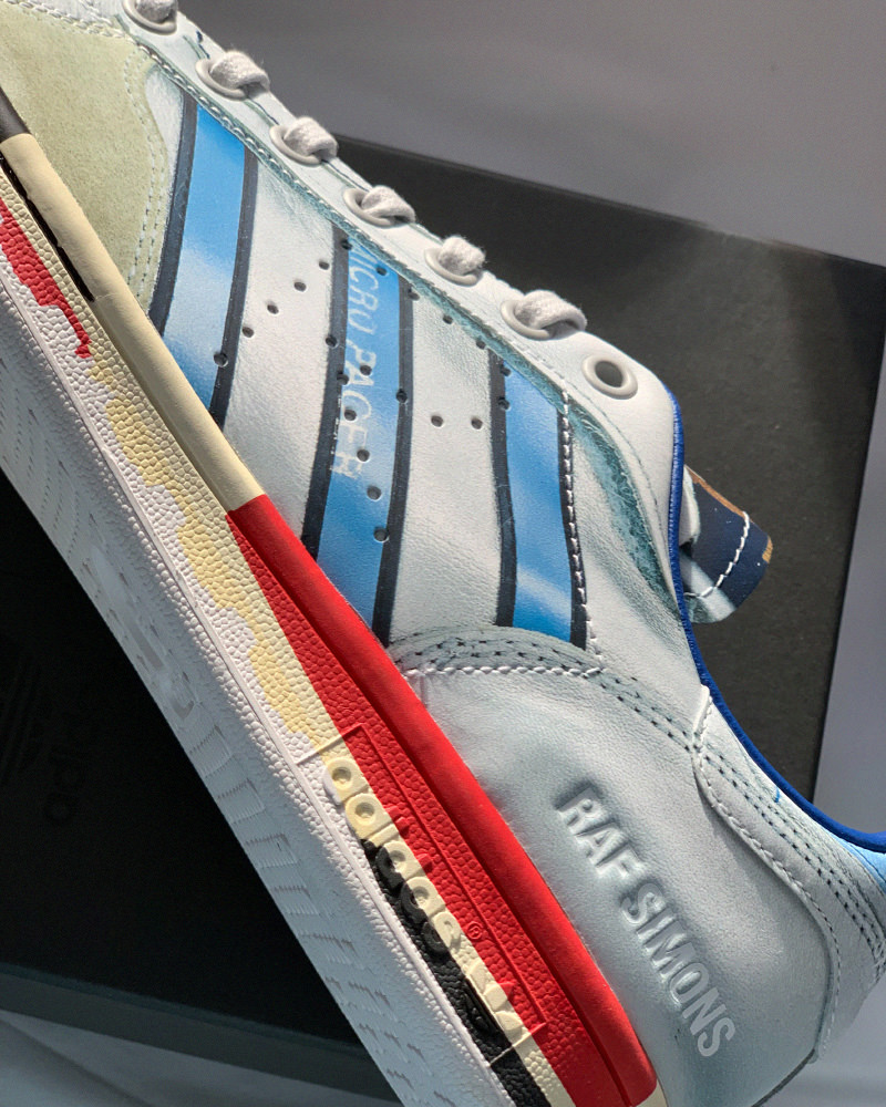 Raf Simons Lends Micropacer Motif to