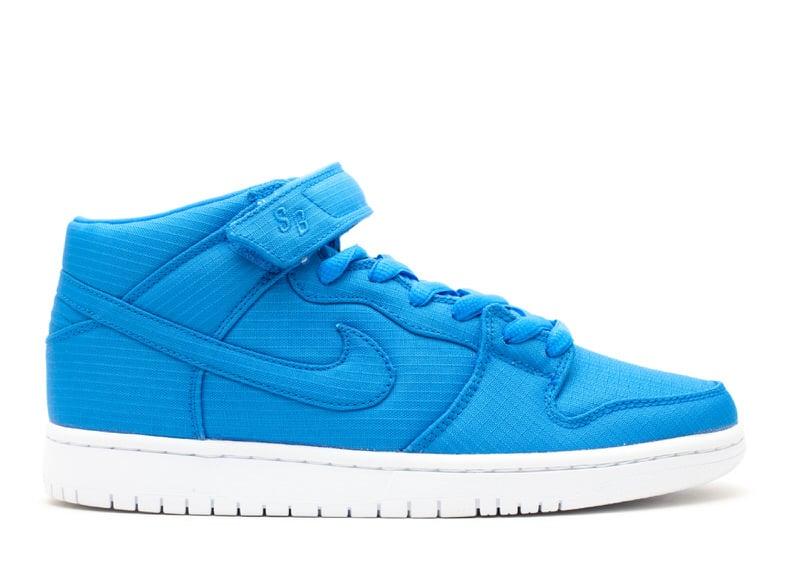 "Nike SB Dunk Mid ""Photo Blue"""