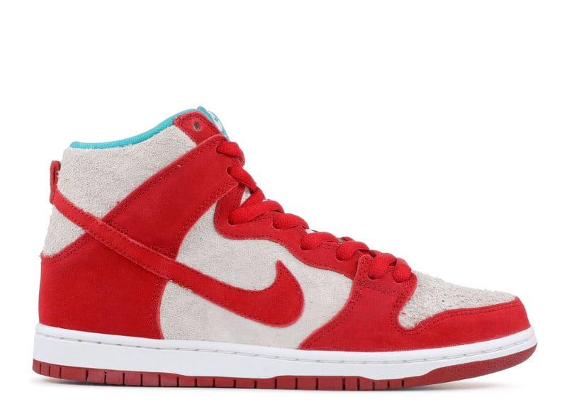 "Nike SB Dunk High ""Dr. Seuss"""
