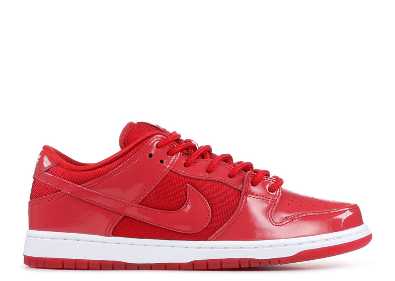 "Nike SB Dunk Low ""Red Space Jam"""