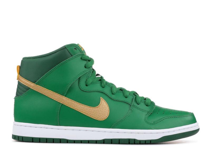 "Nike SB Dunk High ""St. Patty's Day"""