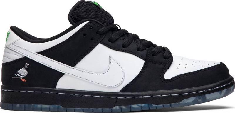 "Staple x Nike SB Dunk Low ""Panda Pigeon"""