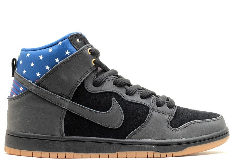 "Nike SB Dunk High ""Stars"""