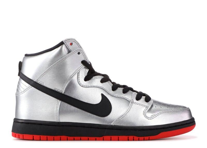 """Nike SB Dunk High """"Steel Reserve"""""""