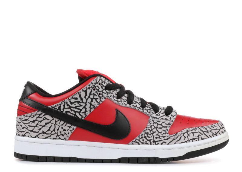 Suprem x Nike SB Dunk Low
