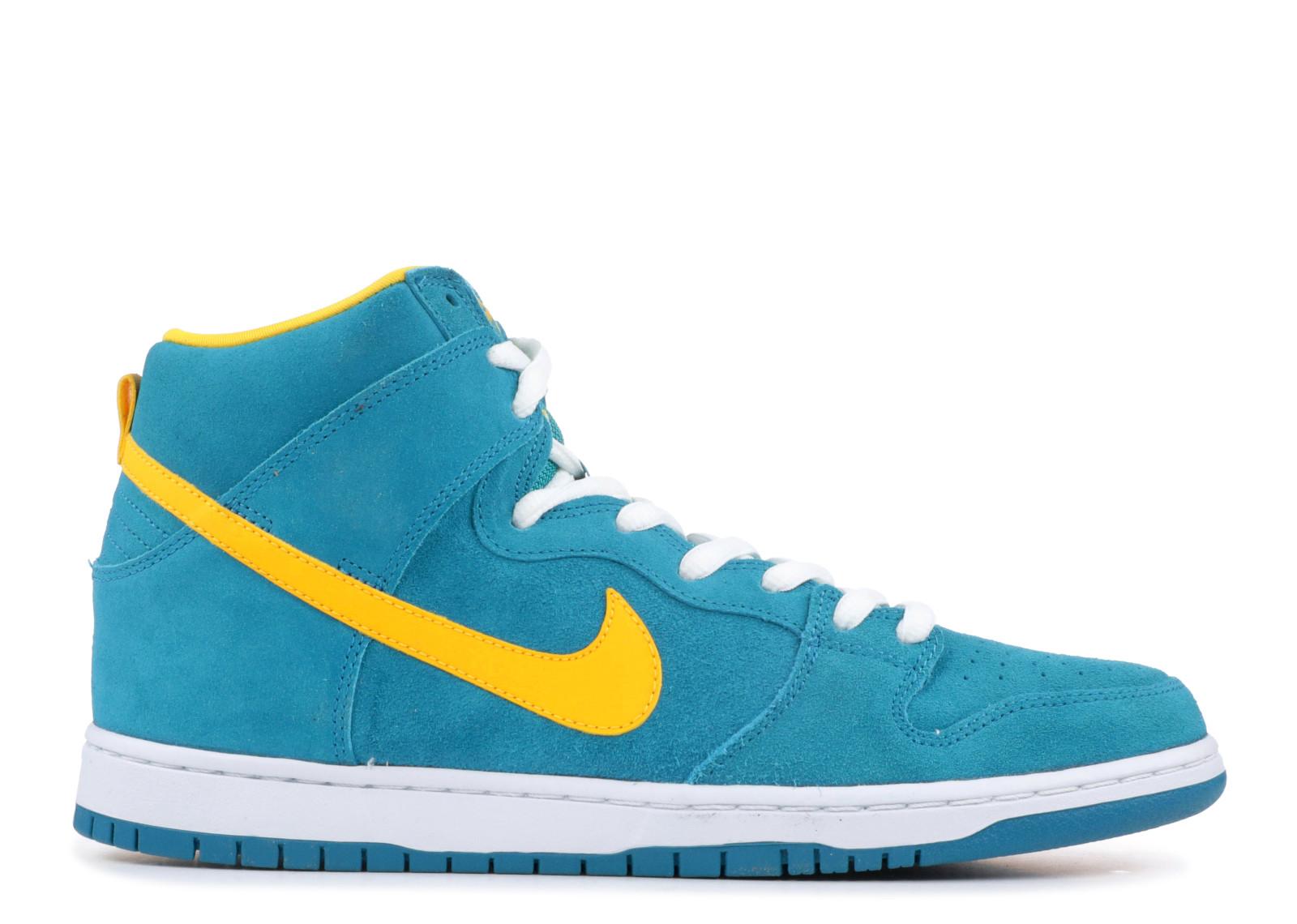 """Nike SB Dunk High """"Tropical Teal"""""""