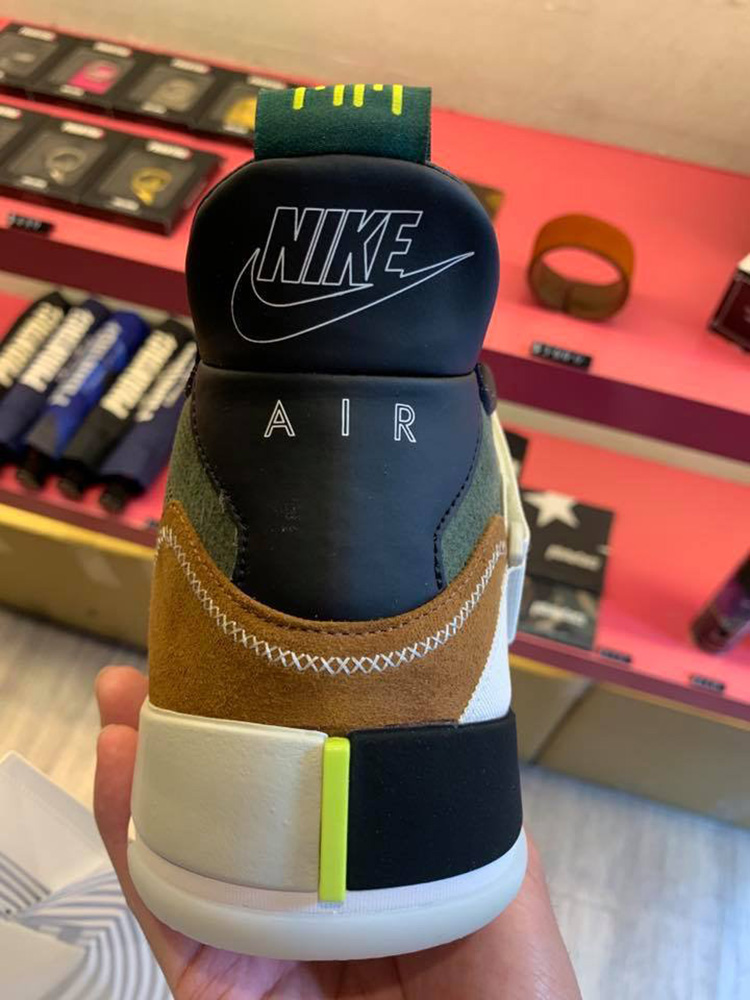 Air Jordan 33 NRG 'Travis Scott' CD5965 300 Release Date
