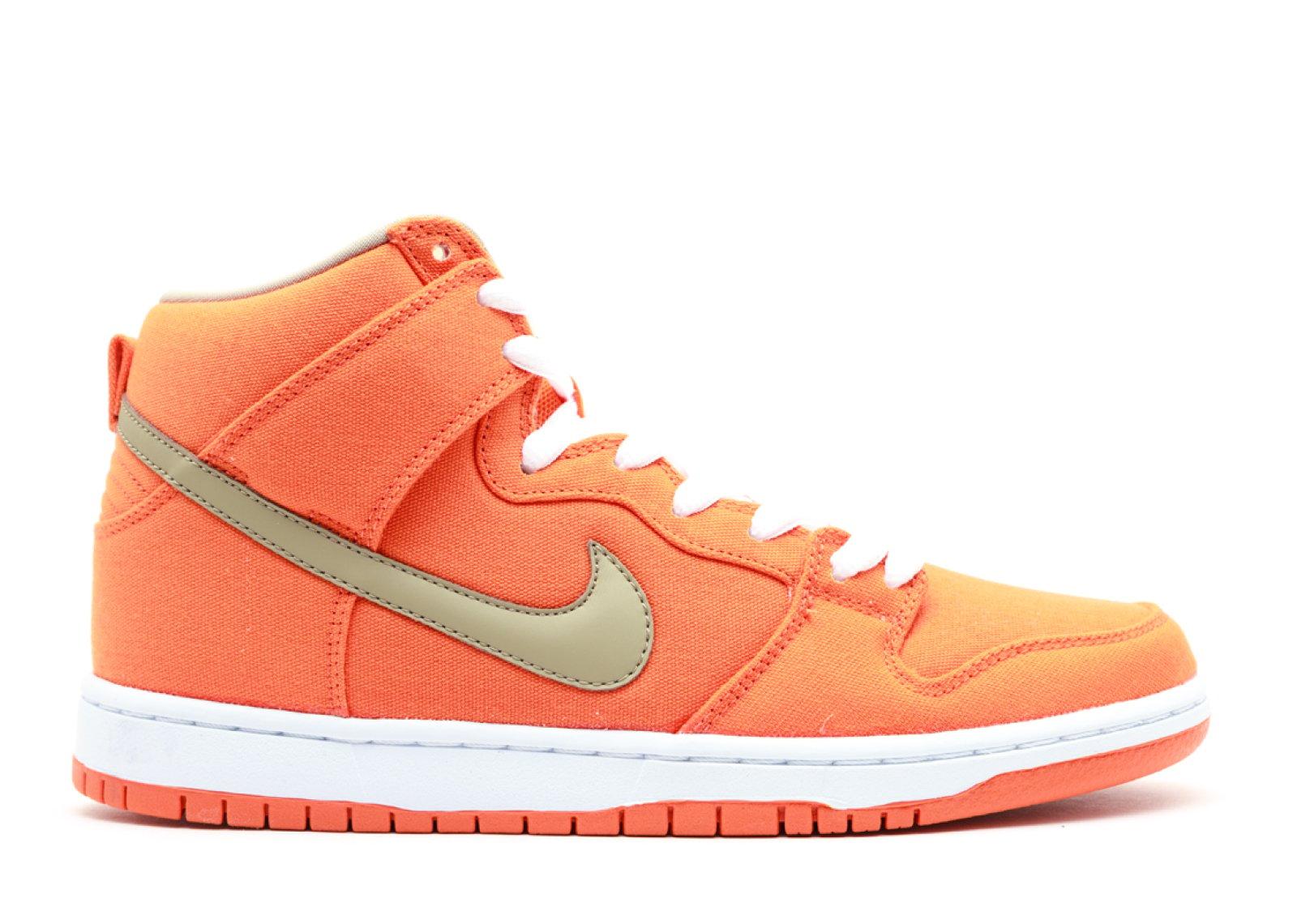 "Nike SB Dunk High ""Urban Orange"""
