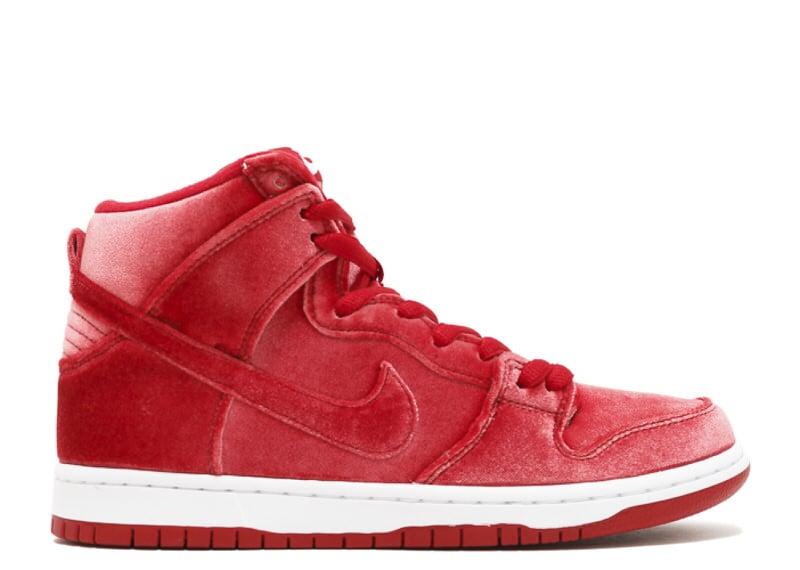 """Nike SB Dunk High """"Red Velvet"""""""