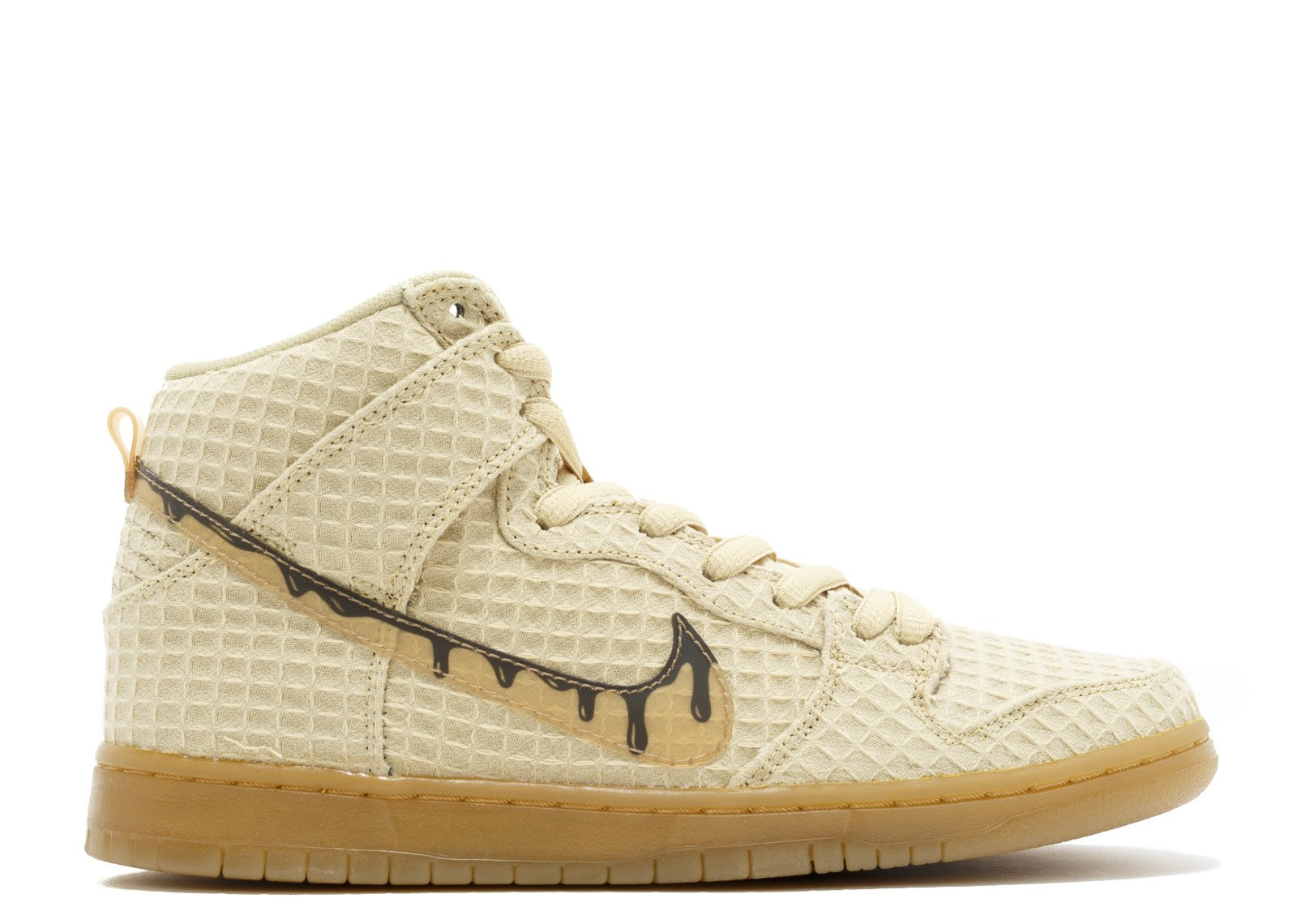 "Nike SB Dunk High ""Chicken and ""Waffles"""