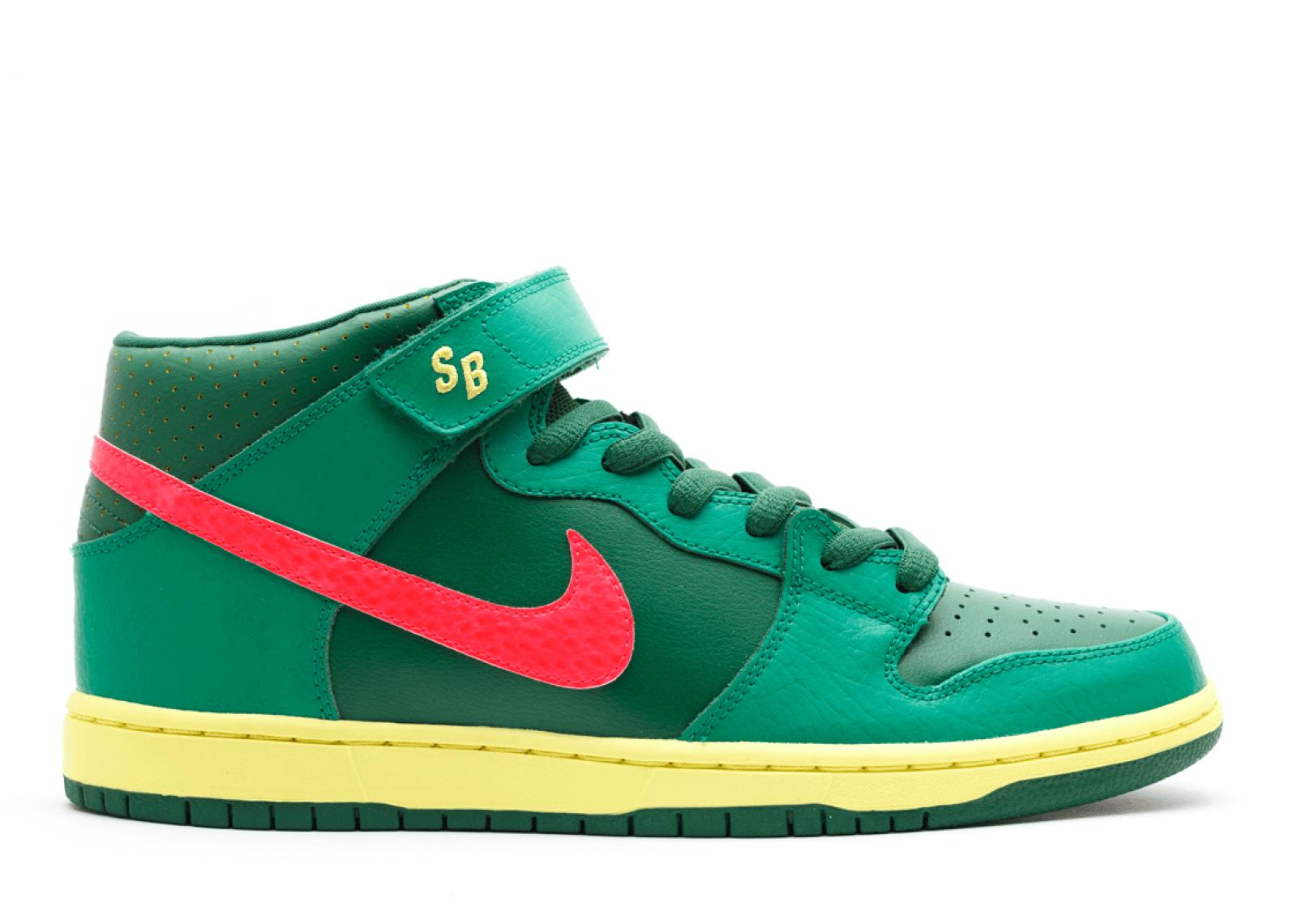 """Nike SB Dunk Mid """"Watermelon"""""""