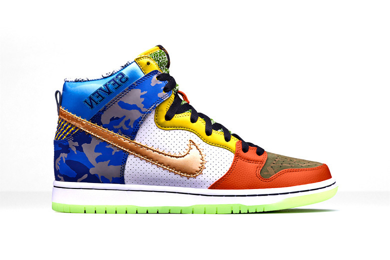 """Nike SB Dunk High """"What the Doernbecher"""""""