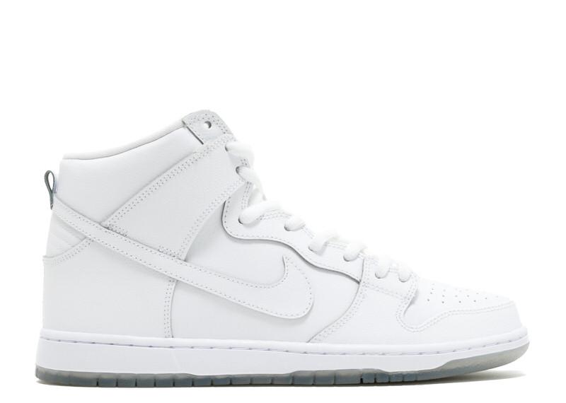 "Nike SB Dunk High ""White/Base Grey"""