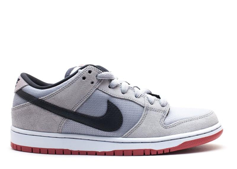 "Nike SB Dunk Low ""Wolf Grey"""