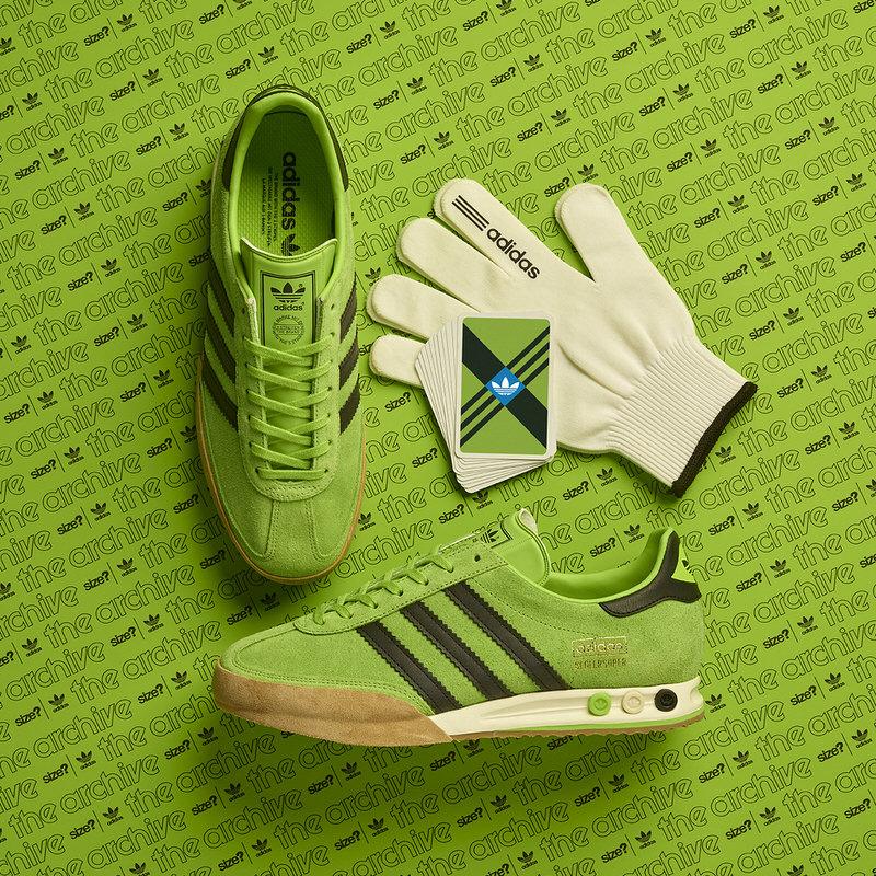 """size? x adidas Kegler Super """"Running Spike"""""""