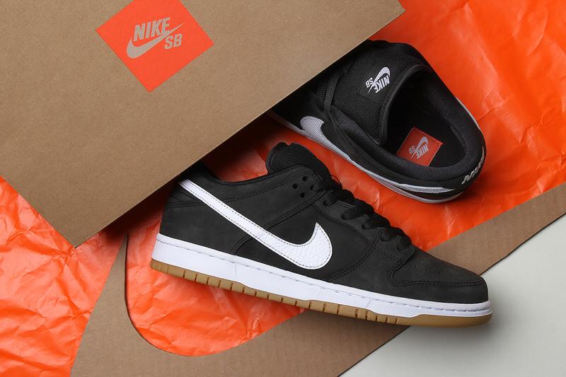 """Nike SB Dunk Low """"Orange Label"""""""