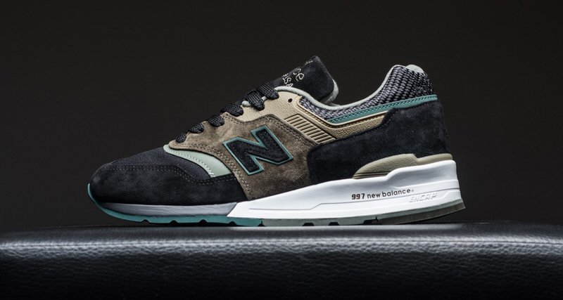 This New Balance 997 Features a Custom