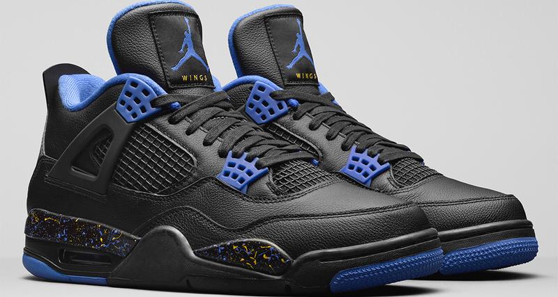 """Air Jordan 4 """"Wings"""""""