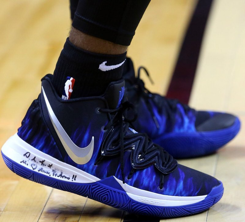Kyrie Irving's Best Nike Kyrie 5s This