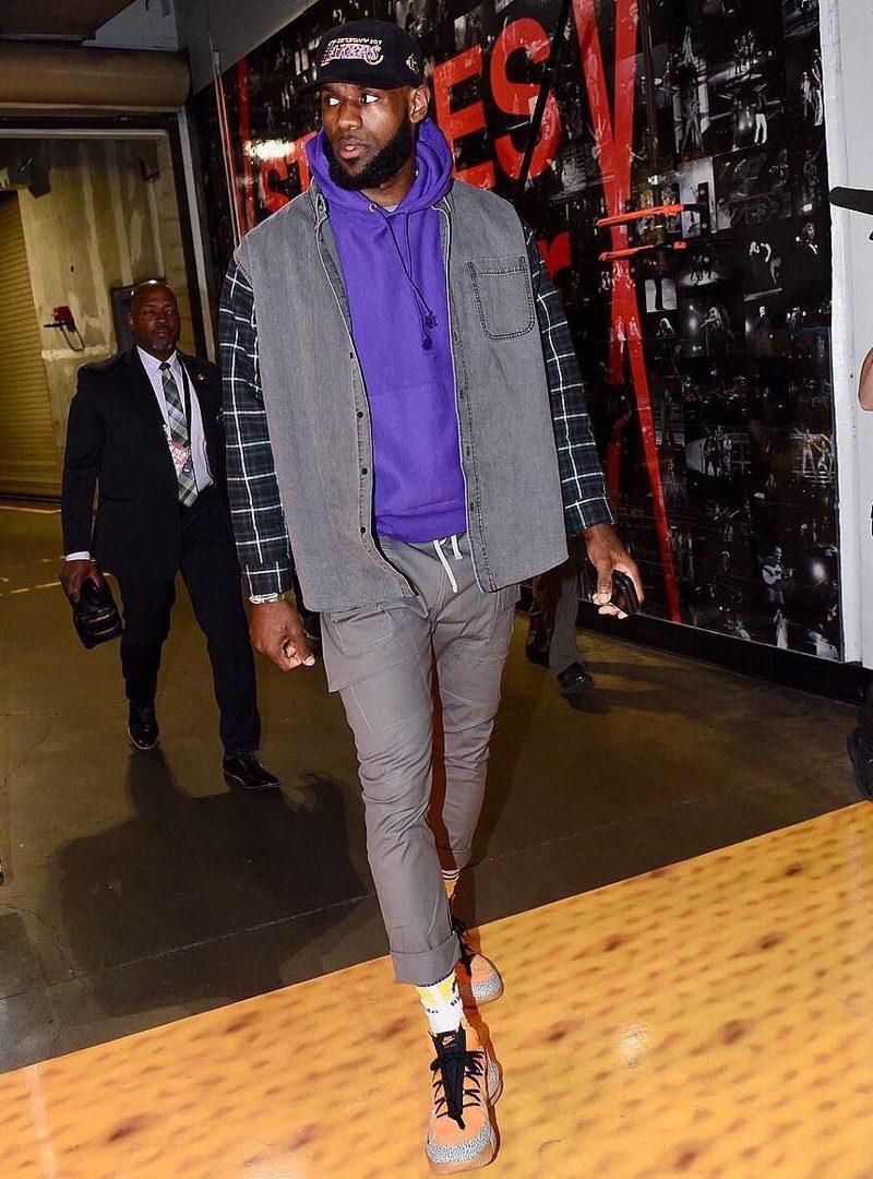 LeBron James Sneakers 2018-19 Season