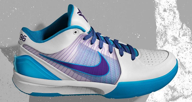 "Nike Zoom Kobe 4 Protro ""Draft Day"""