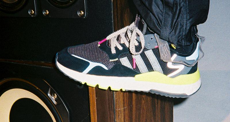 Sneakersnstuff Announces adidas Nite