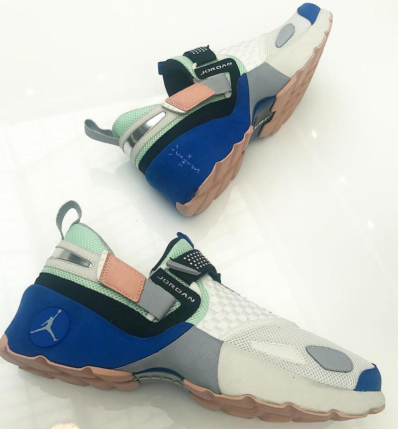 of Travis Scott Sneaker Releases