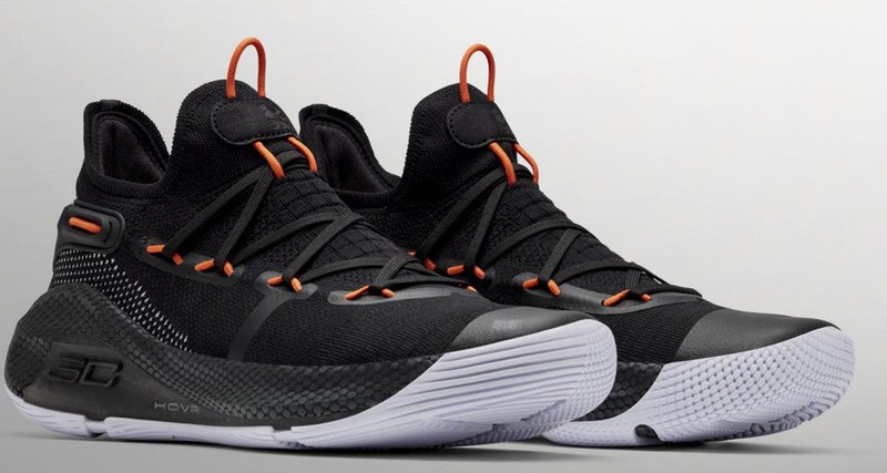 """Under Armour Curry 6 """"Oakland Sideshow"""""""
