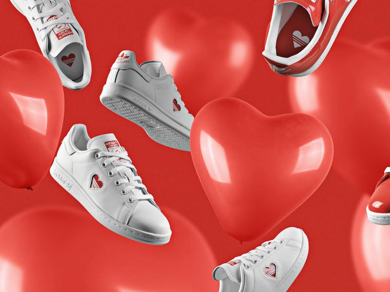 "adidas Stan Smith ""Valentine's Day"" Pack"