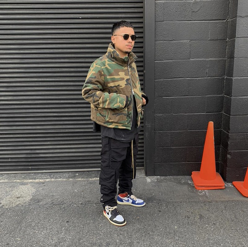 Rhude is taking the luxury streetwear front by storm.