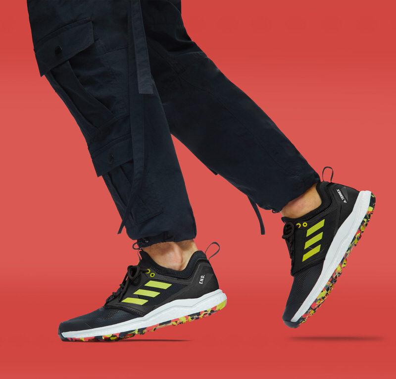 END x adidas Consortium Terrex Agravic XT