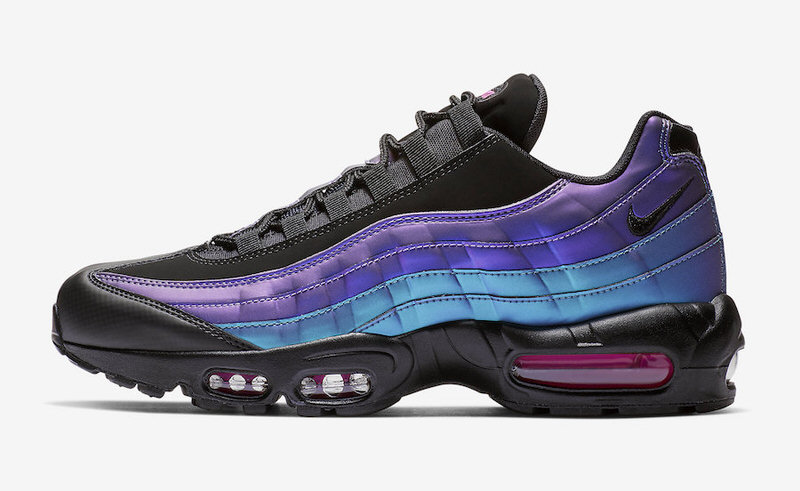 """save off 60091 c1a10 Nike Air Max 95 """"Throwback Future"""" Pack"""