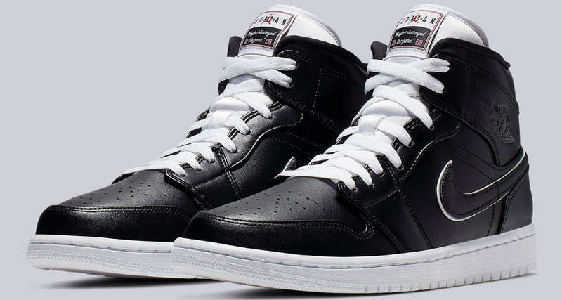 """Air Jordan 1 Mid """"Maybe I Destroyed the Game"""""""