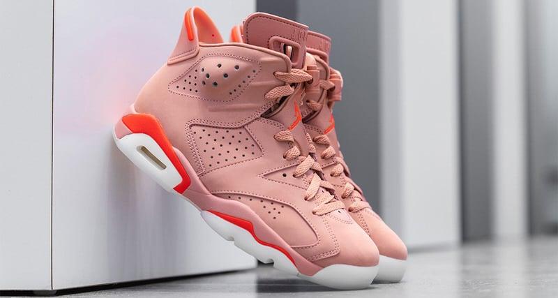 air jordan 6 millennial pink for sale