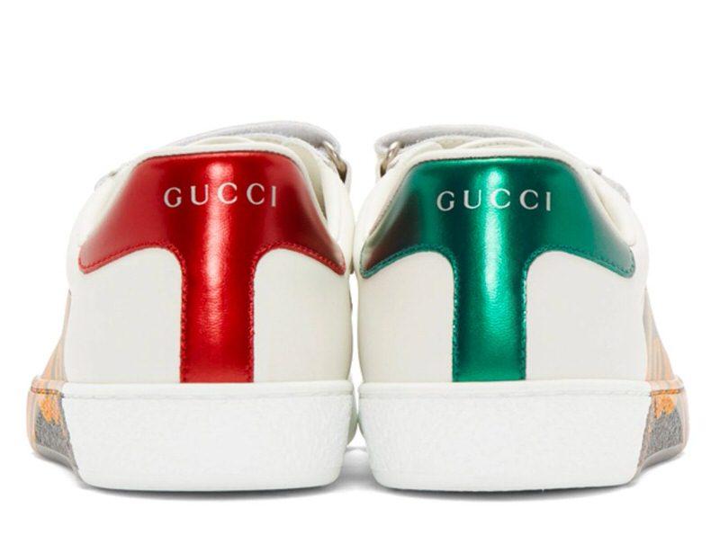 Gucci Velcro New Ace