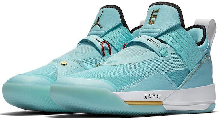 Jordan Brand Creates Air Jordan 33 PE