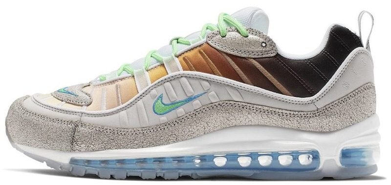 Another Look at the Highly Anticipated Nike Air Max 98