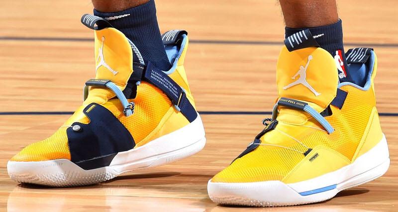 Air Jordan 33 PEs This NBA Season