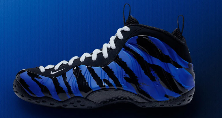 Nike Air Foamposite One Safari Available Now Nice Kicks