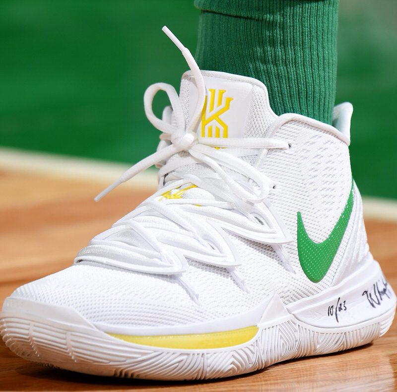 Every Sneaker Worn By Kyrie Irving This