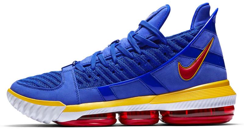 "Nike LeBron 16 ""SB Blue"""
