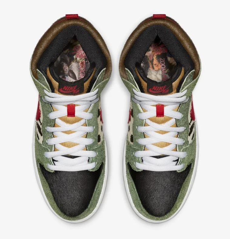 Empuje influenza Embutido  Another Look at the Nike SB Dunk High