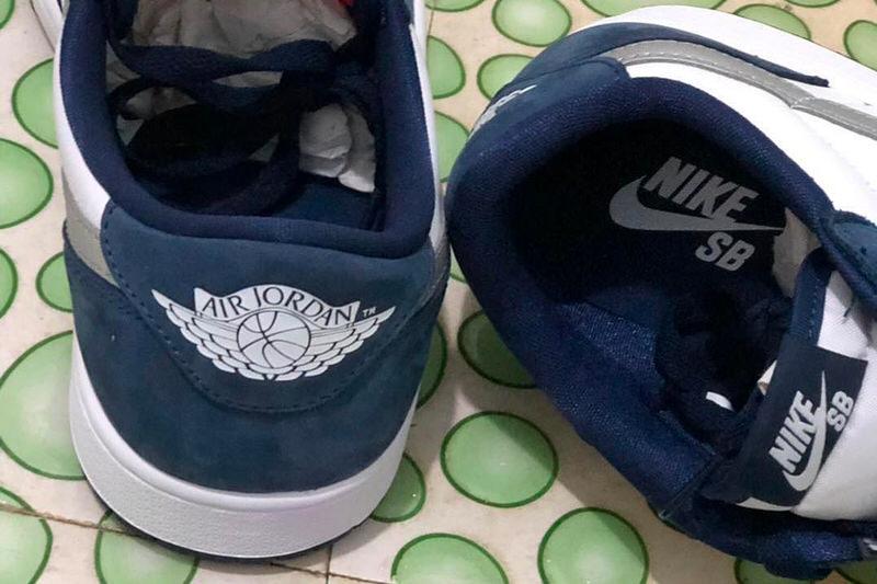 Eric Koston x Nike SB Air Jordan 1 Low