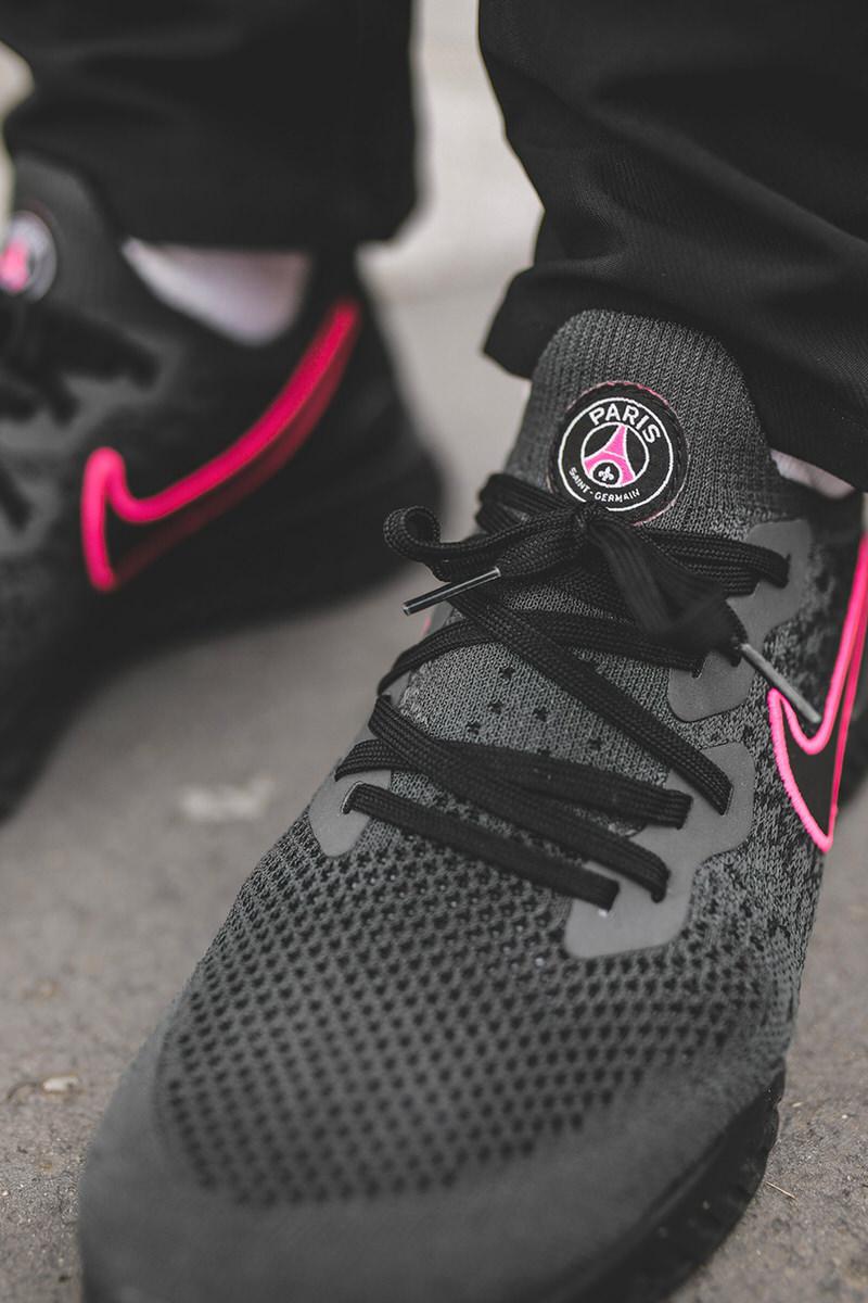 Nike's Paris Saint-Germain Partnership