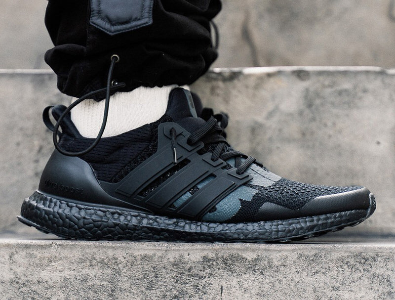 A Closer Look at the Undefeated x adidas Ultra Boost 1.0