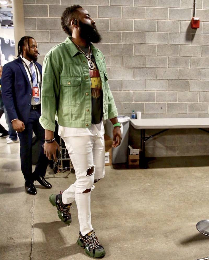 These Trends Will Take Over Tunnel Fashion In The Nba Playoffs