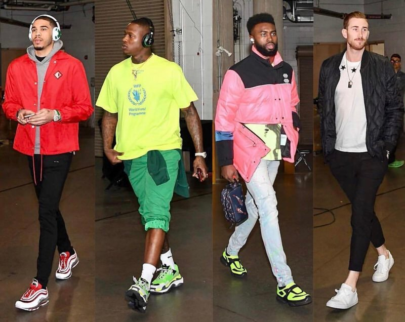 Neons are the name of the game for spring styling in 2019.