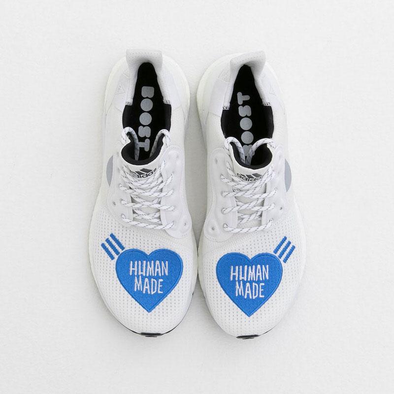 Human Made x adidas Solar Hu Glide